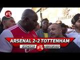Arsenal 2-2 Tottenham  | Guendouzi Was Fantastic Today (Sonny)