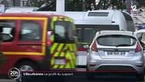 Attaque au couteau à Villeurbanne : les propos incohérents du suspect