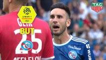 But Adrien THOMASSON (84ème) / RC Strasbourg Alsace - AS Monaco - (2-2) - (RCSA-ASM) / 2019-20