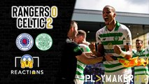 "Reactions | Rangers 0-2 Celtic: ""Defoe is League One material"""