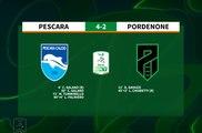 HIGHLIGHTS #PescaraPordenone 4-2 #SerieBKT