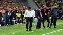 Fenerbahçe - Trabzonspor maçından kareler -2-