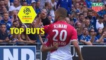 Top buts 4ème journée - Ligue 1 Conforama / 2019-20