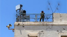 Israel, Hezbollah Exchange Border Fire