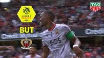 But Wylan CYPRIEN (63ème pen) / Stade Rennais FC - OGC Nice - (1-2) - (SRFC-OGCN) / 2019-20