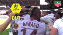 But Racine Coly (90ème +2) / Stade Rennais FC - OGC Nice - (1-2) - (SRFC-OGCN) / 2019-20