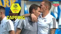 Zapping de la 4ème journée - Ligue 1 Conforama / 2019-20
