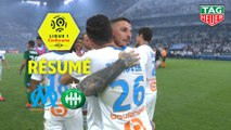 Olympique de Marseille - AS Saint-Etienne (1-0)  - Résumé - (OM-ASSE) / 2019-20
