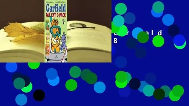 [NEW RELEASES]  Garfield Fat Cat 3-Pack #18 by Jim Davis