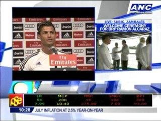 Ronaldo fires back at former boss Mourinho