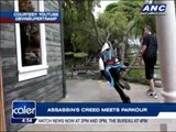 'Assassin's Creed' meets parkour