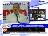 PNoy praises Davao security under Duterte