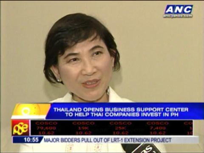 'Thailand Week' aims to boost Manila-Bangkok trade ties