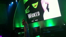 WATCH- 'Wicked' Manila preview of 'Defying Gravity'