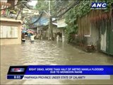 8 dead as floods inundate Metro Manila
