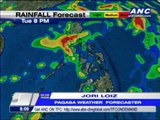 PAGASA expects severe flooding