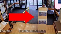 Man steals $17,000 from hospital ATM using a cardboard box
