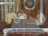Ping: 23 lawmakers may face raps over pork scam