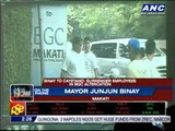 Binay to Cayetano: Surrender employees in BGC altercation