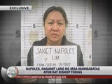 Napoles a fall guy of powerful lawmakers, says bishop