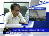 Talks still ongoing for MNLF hostages' freedom