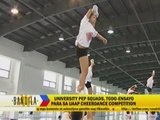 Pep squads gear up for UAAP cheerdance competition