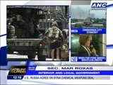 'Some MNLF men pretending to be hostages'