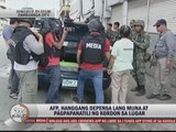 More soldiers, tanks deployed in Zamboanga City