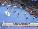 Highlights: NU makes history in UAAP Cheerdance
