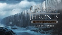 Game of Thrones: A Telltale Games Series Episode 4 'Sons of Winter' - Trailer