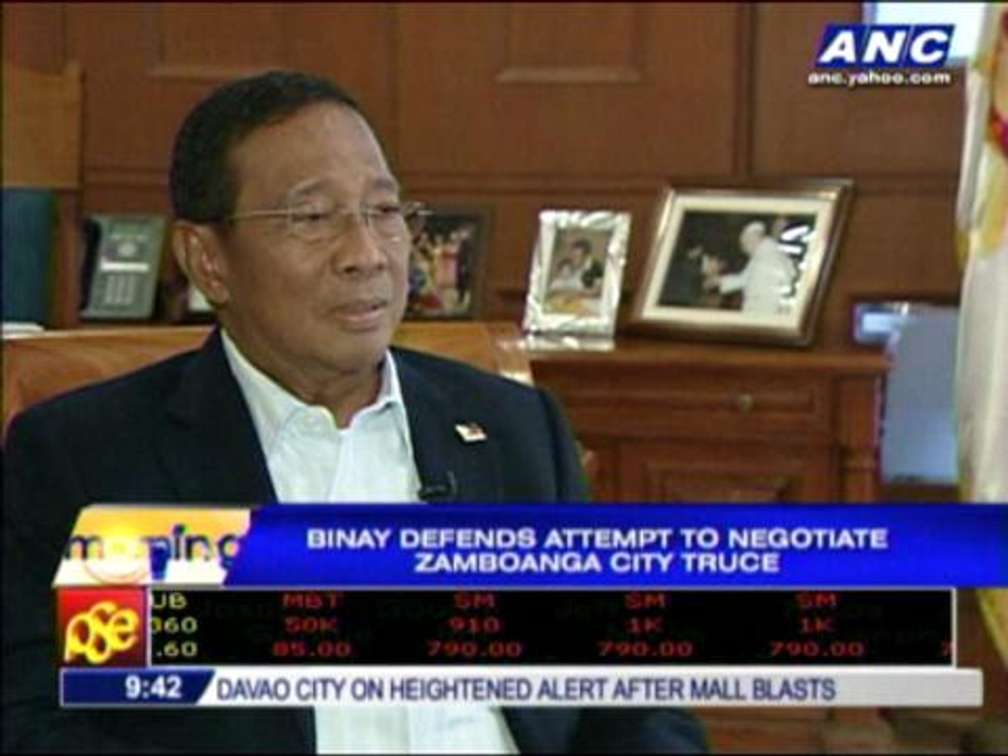 Netizens blast Binay over botched attempt to forge truce