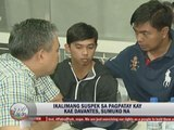5 suspects in Kae Davantes slay in custody