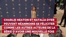 PHOTOS. Stranger Things : Charlie Heaton (Jonathan) et Natalia Dyer (Nancy) complices pour une sortie en amoureux