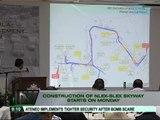 Heavy traffic looms as NLEX-SLEX Skyway project starts Monday