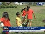 Tacloban holds children's festival for typhoon survivors