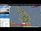 Detik-Detik Hilangnya Malaysia Airlines MH370 Dari Radar