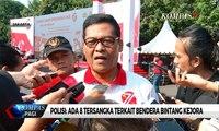 Polisi: Ada 8 Tersangka Terkait Pengibaran Bendera Bintang Kejora di Istana