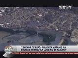 MNLF frees minors taken hostage