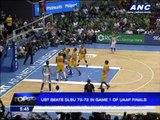 UST survives La Salle in Game 1