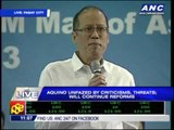 PNoy says he's a 'special uncle'
