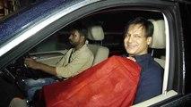 Vivek Oberoi welcomes home his Ganpati;Watch video   FilmiBeat