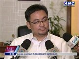 Biazon ready to leave Customs post