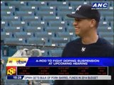 A-Rod to fight doping suspension