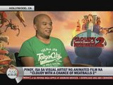Pinoy drop-out is visual artist of 'Meatballs' sequel