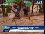 Floods hit 22 barangays in Zamboanga