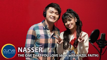 Nasser Ft. Hazel Faith - The One That You Love - Official Lyric Video