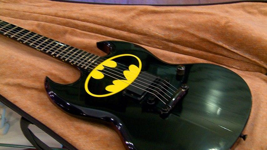 Pawn Stars: Lowball Offer for Bolin Batman Guitars