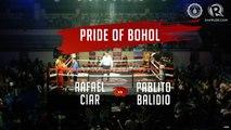 FULL BOUT: Rafael Ciar vs. Pablito Balidio