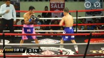 FULL BOUT: Giovanni Escaner vs Rendel Pael