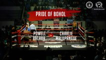 FULL BOUT: Powell Balaba vs Charlie Malupangue